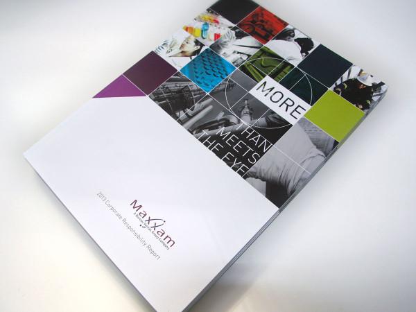 Maxxam 2013 CRR cover